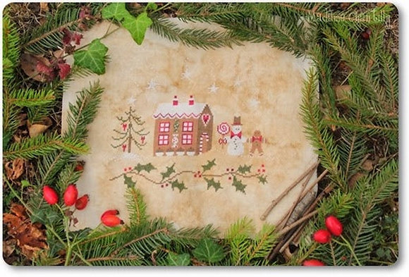 Gingerbread House by Madame Chantilly