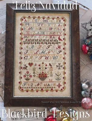 Feliz Navidad by Blackbird Designs