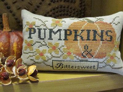 Pumpkins & Bittersweet by The Scarlett House