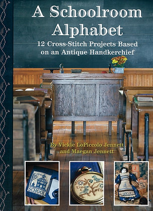 A Schoolroom Alphabet BOOK by NeedleWork Press