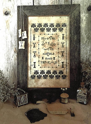 A Stitcher's Sampler by The Primitive Hare