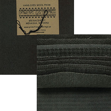 """UNION Wool 5"""" Charm Pack by Primitive Gatherings"""