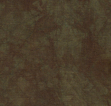 *32 Count Swamp Fat Quarter Hand-Dyed Linen by Picture This Plus