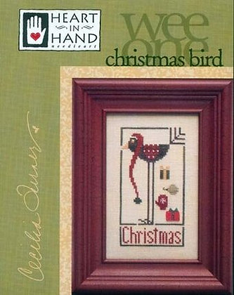 CATS Christmas Bird by Heart in Hand
