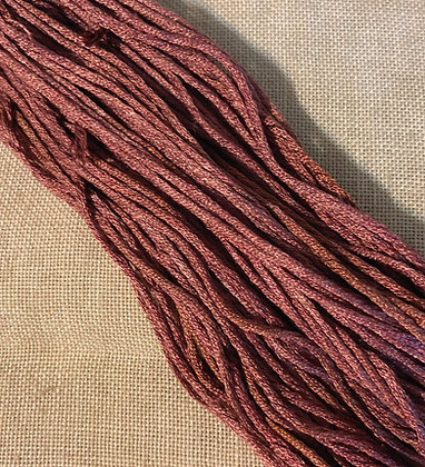 Maple Syrup Silk N Colors by The Thread Gatherer