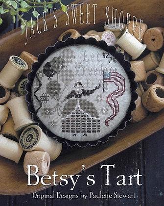 Betsy's Tart by Plum Street Samplers