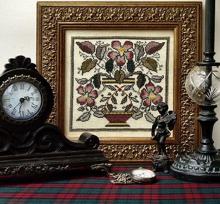 *Victorian Tile by The Sampler Company/Brenda Keyes