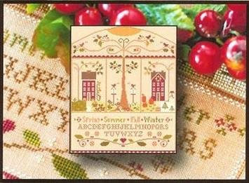 Song of the Seasons by Little House Needleworks