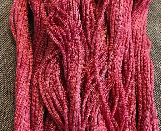 Rhubarb Sampler Threads by The Gentle Art 5-Yard Skein