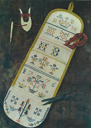 A 1776 Sewing Roll KIT by The Examplarery