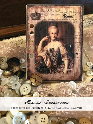 Marie Antoinette Thread Keep by The Primitive Hare