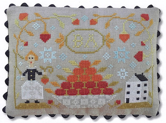 *Strawberry Harvest by Barbara Ana Designs
