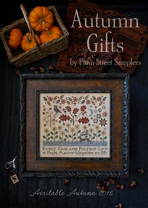 Autumn Gifts by Plum Street Samplers