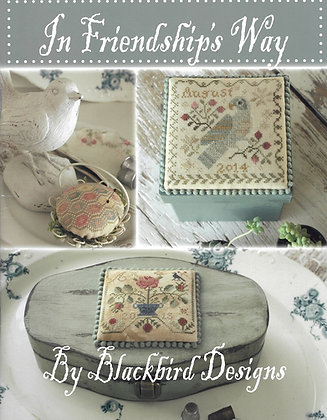 IN FRIENDSHIP'S WAY by Blackbird Designs