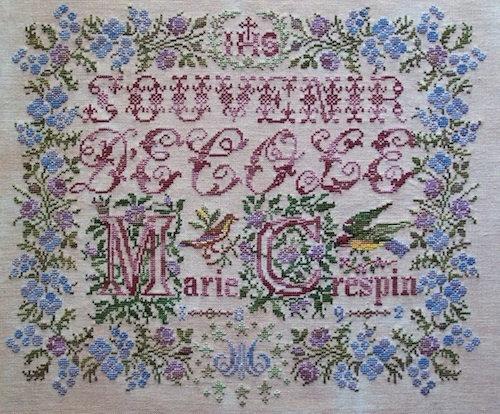 Souvenir d'Ecole by Reflets de Soie