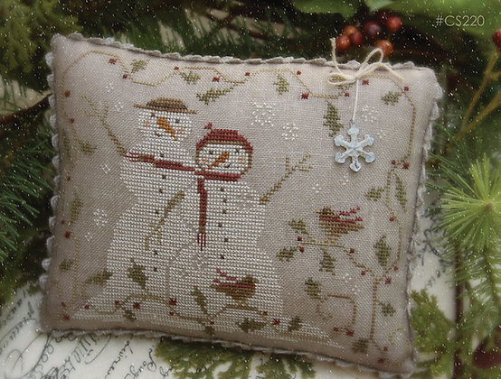 Snow Birds by With Thy Needle & Thread