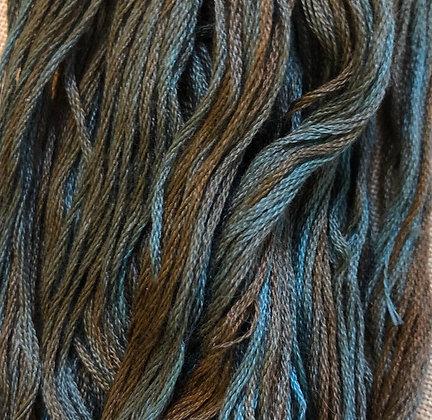 Verdigris Threads by The Gentle Art 5-Yard Skein