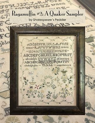 Ragamuffin #2: A Quaker Sampler