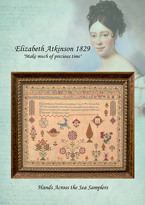 Elizabeth Atkinson by Hands Across the Sea Samplers