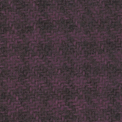 PLUM (Houndstooth) Fat Quarter Wool by Primitive Gatherings for Moda