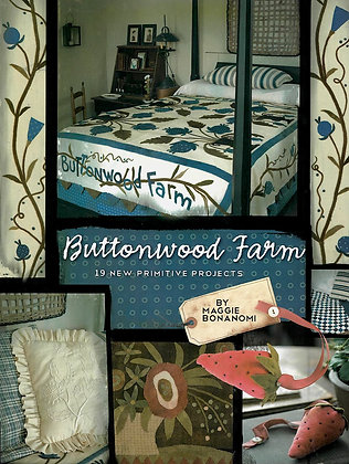 Buttonwood Farm BOOK by Maggie Bonanomi