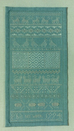 Cassandra's Sampler by The Samplar Workes