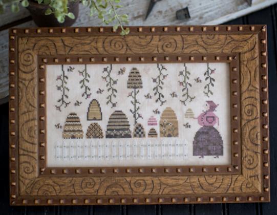 *Babushka's Bees by Plum Street Samplers