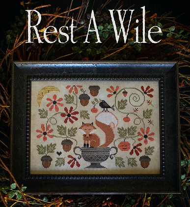 Rest a While by Plum Street Samplers