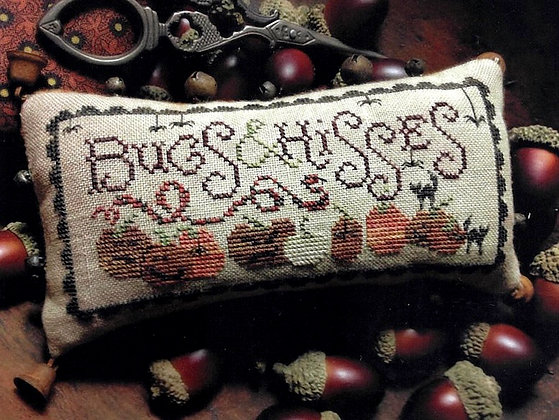 *Bugs & Hisses by Plum Street Samplers
