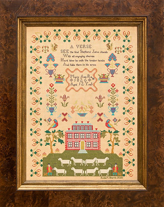 Mary Ann Ragg DOWNLOAD by Hands Across the Sea Samplers