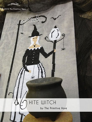 *White Witch by The Primitive Hare