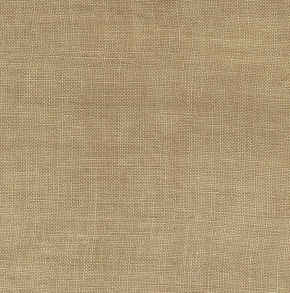 32 Count Cappuccino Fat Quarter Hand-Dyed Linen by Weeks Dye Works