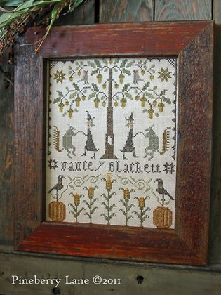 Fancey Blackett - The Harvest Dance by Pineberry Lane