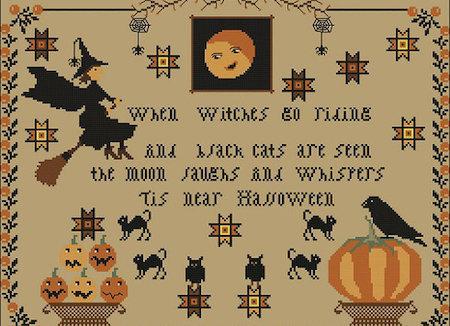 Tis Near Halloween by Twin Peaks Primitives
