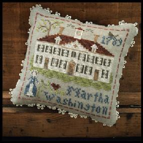 Martha Washington by Little House Needleworks
