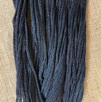 Blacksmith Blue Classic Colorworks Cotton Threads 5-yard Skein