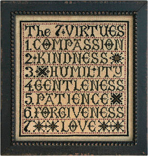 The 7 Virtues by La D Da