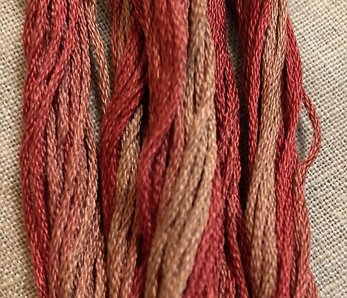 Calico Kitty Classic Colorworks Cotton Threads 5-yard Skein
