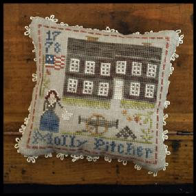 Molly Pitcher by Little House Needleworks