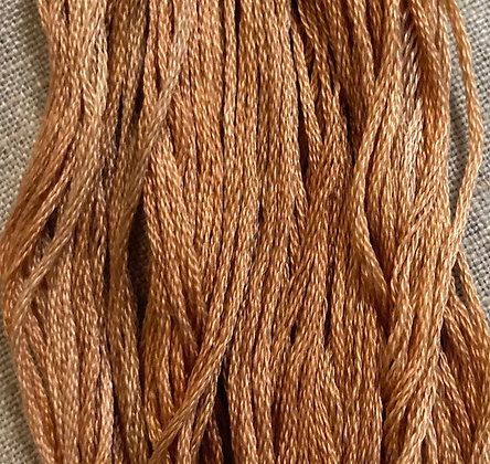 Glazed Carrots Classic Colorworks Cotton Threads 5-yard Skein