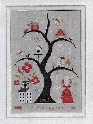 Stitchingly Ever After by Barbara Ana Designs