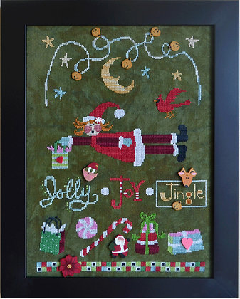 Jolly Joy Jingle by Raise the Roof Designs