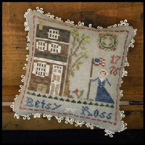 Betsy Ross by Little House Needleworks