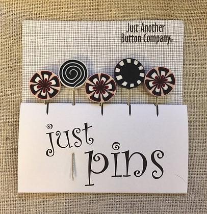 Jenny Bean Pin Tuffet Pin Set
