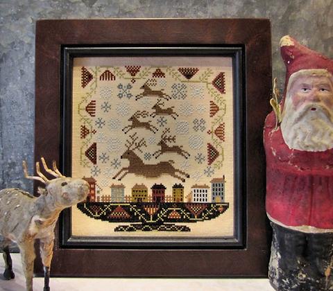 Reindeer Games by Kathy Barrick