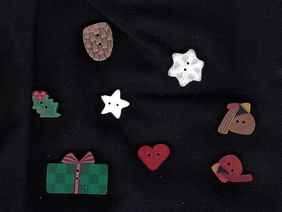 Button Pack for Christmasland