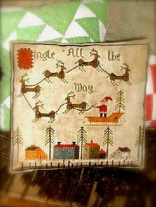 Jingle All The Way by Notforgotten Farm