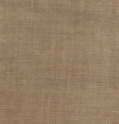 32 Count Cocoa Fat Quarter Hand-Dyed Linen by Weeks Dye Works