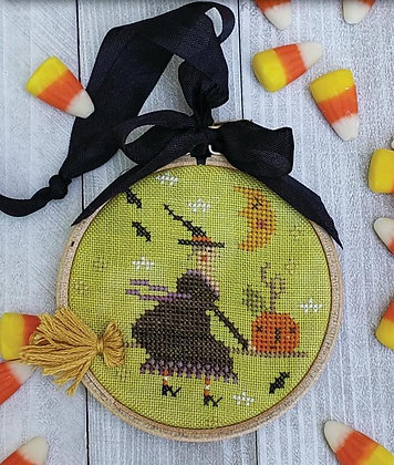 Holiday Hoopla Halloween by With Thy Needle & Thread