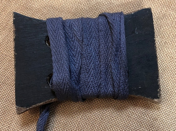 """Blue Moon 1/2"""" Twill Tape 3-Yard Package by Classic Colorworks"""